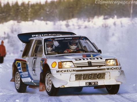 Peugeot 205 T16 Group B High Resolution Image 10 Of 18