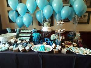 baby boy shower i like this balloon set up baby