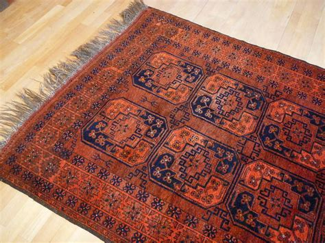 Afghan Rug by Vintage Afghan Ersari Tribal Rug At 1stdibs