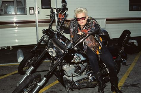 billy idol motorcycle accident billy idol s rebel hell on a harley davidson harley