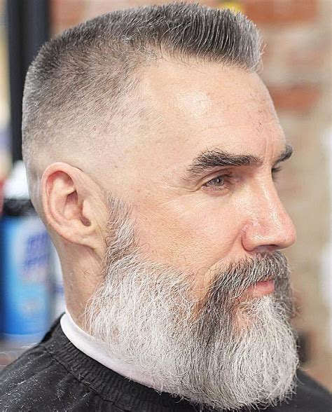 haircut for older balding men with gray hair 50 classy haircuts and hairstyles for balding men