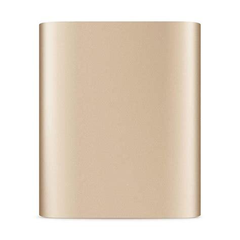 xiaomimi power bank 10400mah bulk packing golden jakartanotebook