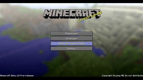minecraft 1 8 mcstacker minecraft 1 8 9 11 2011 youtube