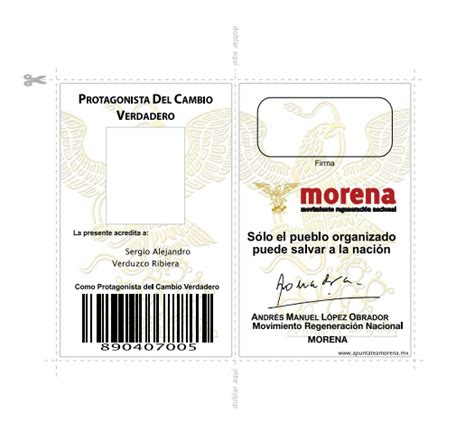 formato para credenciales de trabajo enero 2012 expresionsigloxxl