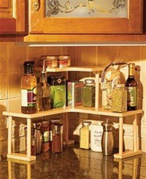 kitchen counter corner shelf amazon com 2 tiered corner shelf all wood kitchen