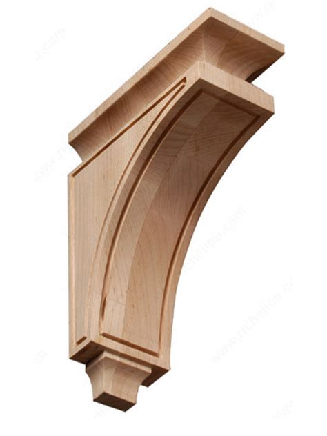 Mission Style Corbels Mission Shaker Style Corbel Les Armoires S 233 Guin Cabinets