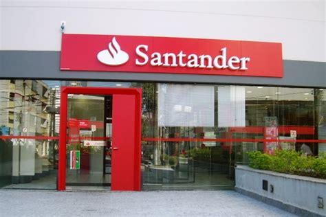 sucursal banco santander santander banespa e real economia cultura mix