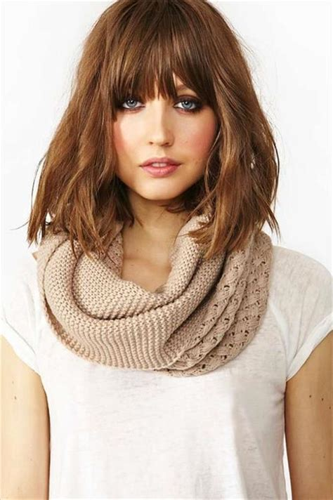 models with bangs bob with bangs hairstyles for young girls hairstyles 2018