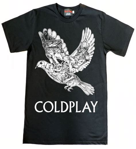 Kaos Coldplay By Listons Cloth by 17 Best Ideas About Coldplay T Shirt On