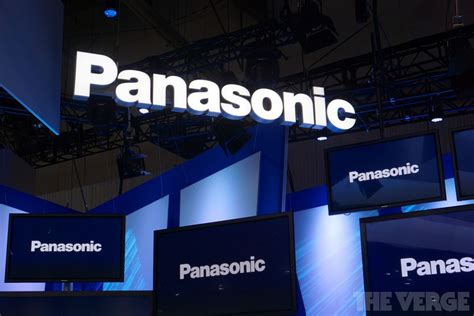 panasonic scaling  tv production possibly