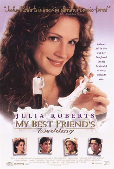 My Best Friend's Wedding Movie Posters From Movie Poster Shop