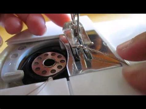 Mini Sewing Machine Sm 202a by How To Use Mini Sewing Machine Sm 202a