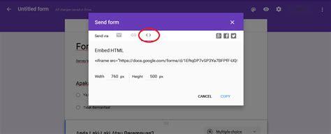 cara membuat yayasan tpa cara membuat formulir survey menggunakan google drive