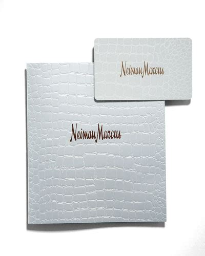 Neiman Gift Card - traditional gift cards