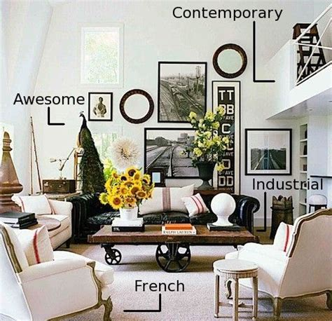 interior design styles and periods eclectic style interior design a variety of periods