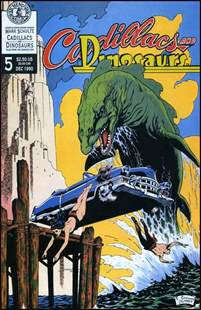Cadillacs And Dinasours Schultz Cadillac And Dinosaurs Covers The