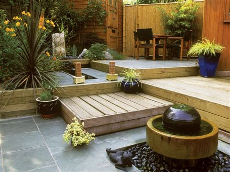 Patio Design Ideas For Small Backyards Small Yard Design Ideas Hgtv