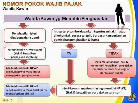 cara membuat npwp jakarta pusat cara mengajukan penghapusan npwp wanita kawin forum