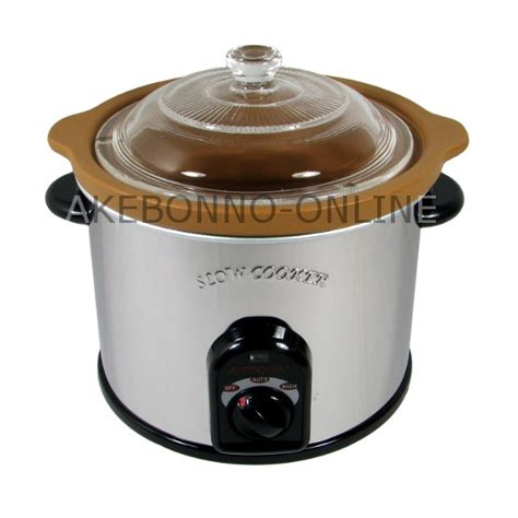 Panci Untuk Bubur peralatan dapur akebonno electric cooker 1 5 liter