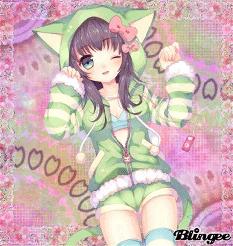 imagenes kawaii de nekos imagem de kawaii neko 131245524 blingee com