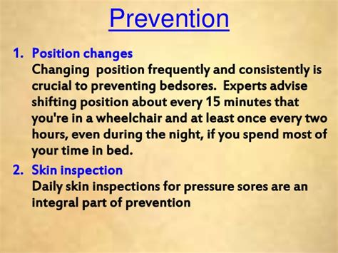 how to prevent bed sores prevent bed sores life support