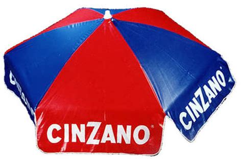 Cinzano Patio Umbrella Rental World