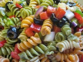 Cold Pasta Salad Dressing Colditalianpastasaladrecipes Dog Breeds Picture