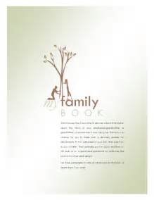 Family History Book Template by Agendas Templates Family History Book Other Books