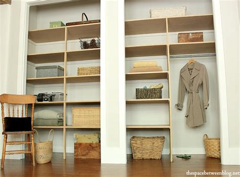 How To Build A Wall Closet by Easy Diy Wall To Wall Closet