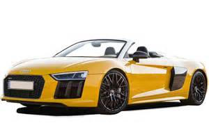 Audi Spider Audi R8 Spyder Convertible Review Carbuyer
