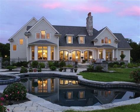 country homes designs stunning backyard landscape with pool small bushes and