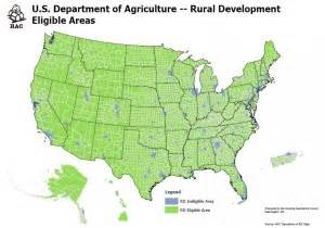 usda eligibility map usda relaxes credit guidelines not just 1st time buyers