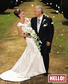 eamonn holmes and ruth langsford tie the knot in a country
