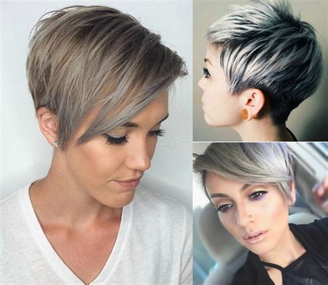 silver pixie hairstyles winter fit extravagant silver pixie haircuts hairdrome com
