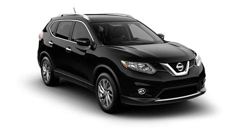 nissan black car nissan rogue 2015 black image 156