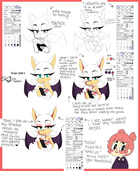 easy paint tool sai extended textures brushes references favourites by azuuhime on deviantart