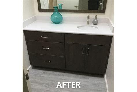bathroom fixtures scottsdale scottsdale bathroom remodel before after
