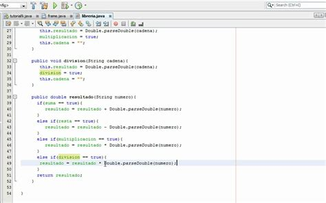 tutorial java y netbeans tutorial java using netbeans tutorial 9 parte 3 3 java