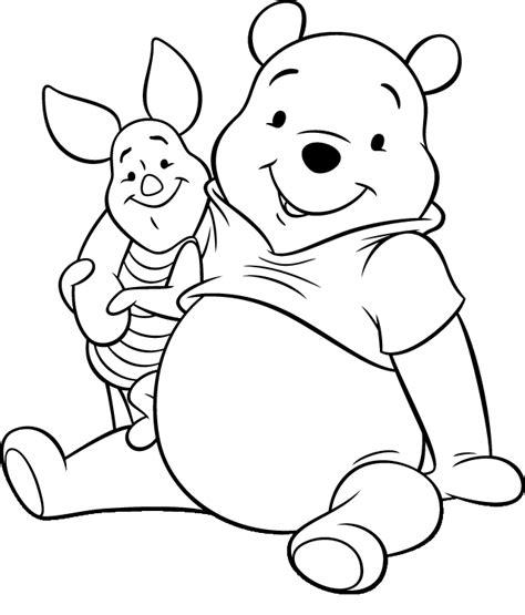 winnie pooh para pintar az dibujos para colorear dibujos para colorear de winnie pooh car interior design
