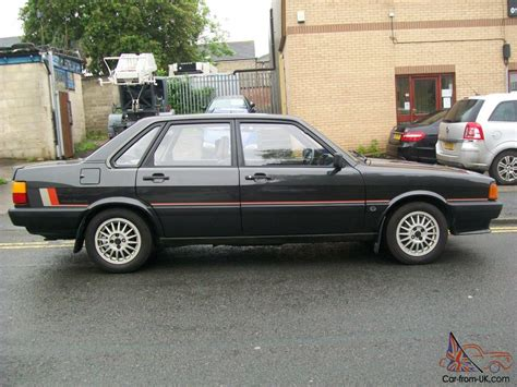 Old Audi For Sale by Classic 1985 Audi 80 Sport
