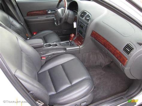 home interior ls charcoal interior 2002 lincoln ls v6 photo 72047866 gtcarlot