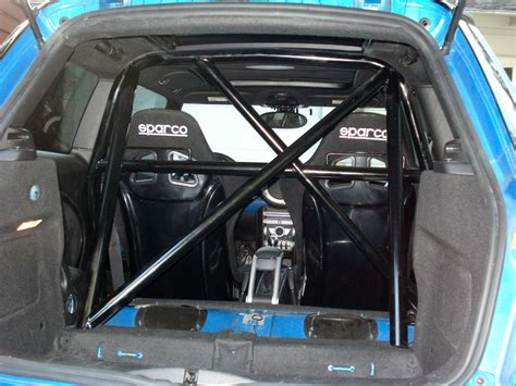 roll bar   chassis north american motoring