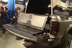 Ford Truck Bench Seats Flip Up Ram Tailgate Seat From Mopar
