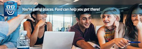 ford offer student  graduate discounts