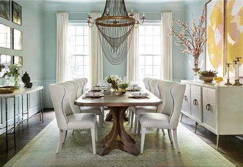 The Best 2017 Dining Room Design Trends To Rock Your Space Dining Room Trends