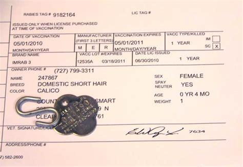 service license pinellas county florida animal services licenses