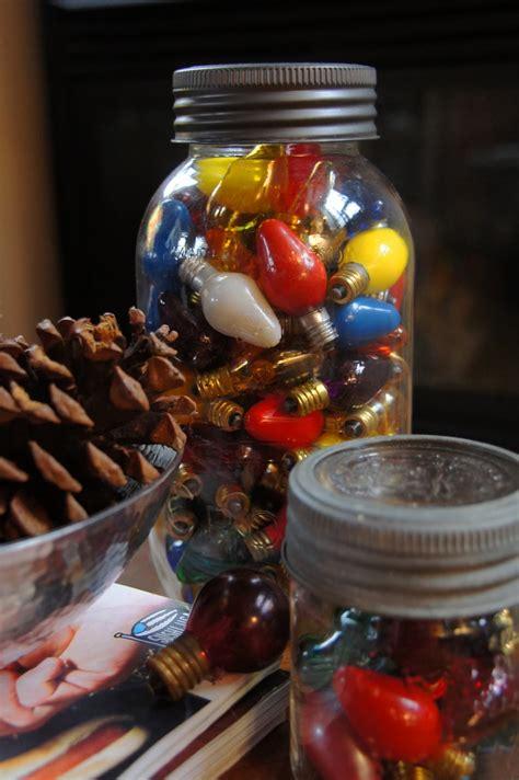 christmas holiday decorating  mason jars