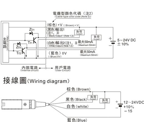 photoelectric sensor switch wiring diagram 28 images