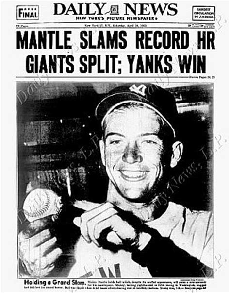mickey mantle 1950s the pop history dig