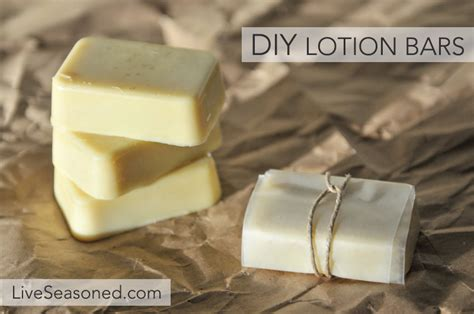 Handmade Lotion Bars - lotion bars